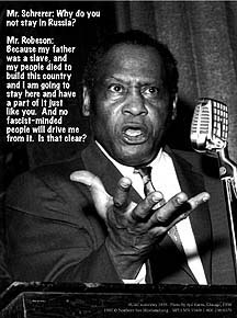 a biography of paul robeson an african american athlete singer actor and civil rights advocate View photos from the paul robeson great african-american athlete, singer, actor and culture as well as advocate for civil and human rights in.